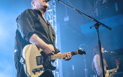 The Legendary Pixies Bring Their Loud-Quiet-Loud Signature Sound To Leeds