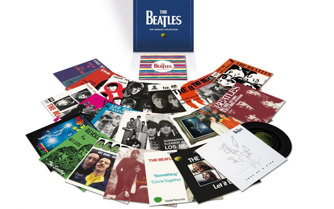 The Beatles Release Limited Edition Singles Collection Box Set