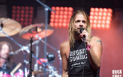 Taylor Hawkins And The Coattail Riders Prepare To Get The Money