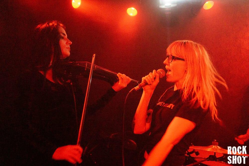 Birdeatsbaby, Hana Piranha, The Cesarians, One Last Thrill Live @ Black Heart Camden
