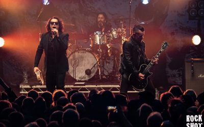 The Cult Build A Sonic Temple In Hammersmith