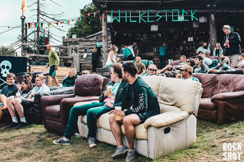 Wilkestock 2019 Sunday: On The First Day Of Autumn It Gets Brassy