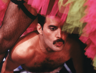 Freddie Mercury's 'Banned Video' In High Definition And Enhanced Sound