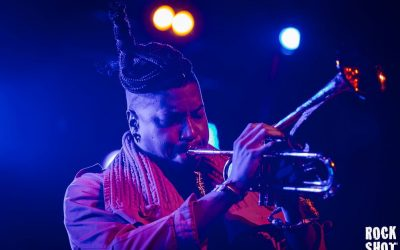 Christian Scott aTunde Adjuah @ EFG London Jazz Festival