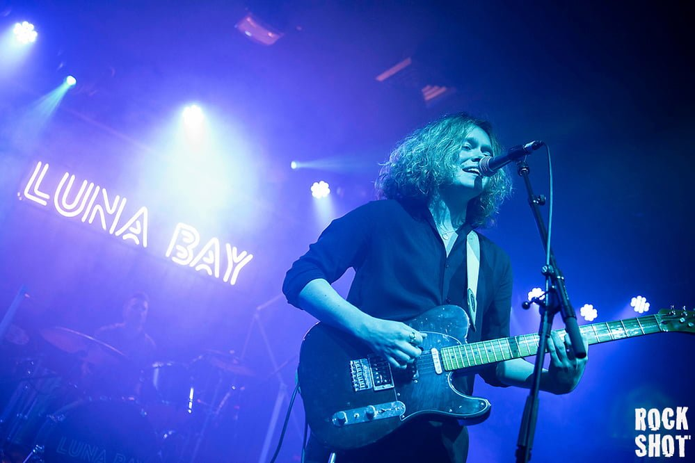 Luna Bay Bring The Fire To Their Hometown At London's Scala
