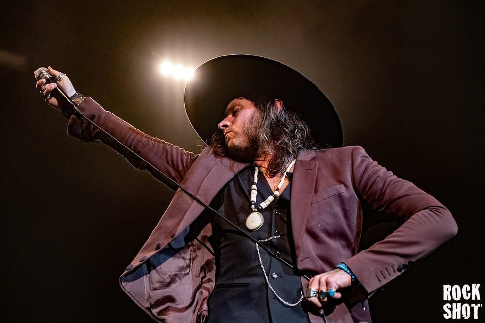 Rival Sons Plant Roots And Go Feral In Brixton
