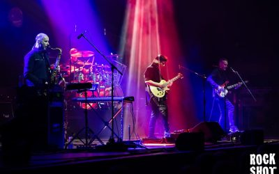 Steve Hackett Keeps the Flame Alive At Portsmouth Guildhall