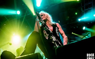 Michael Monroe, The Dogs D'Amour & Electric Eel Shock Live In London
