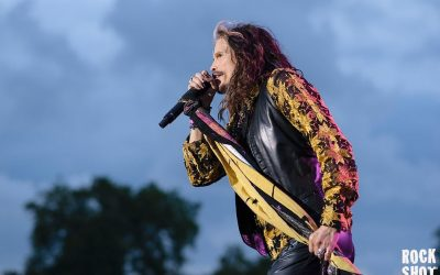 Aerosmith Celebrating 50 Years With 2020 Europe Tour