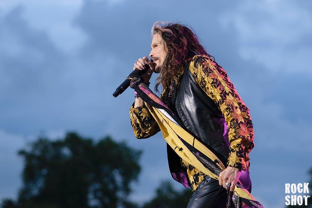 Aerosmith Celebrating 50 Years With 2020 Europe Tour