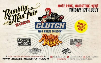 Ramblin' Man Fair Announces Further Acts for 2020