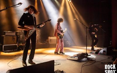 Temples Bring Hot Motion To Shepherds Bush