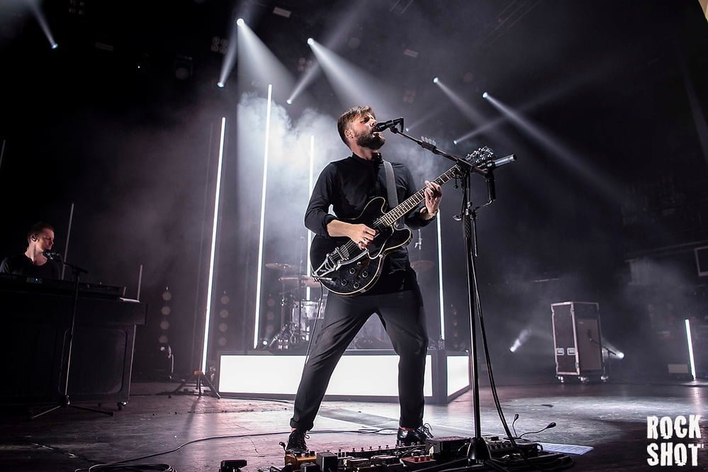 White Lies Celebrate To Lose My Life… At Brixton Academy