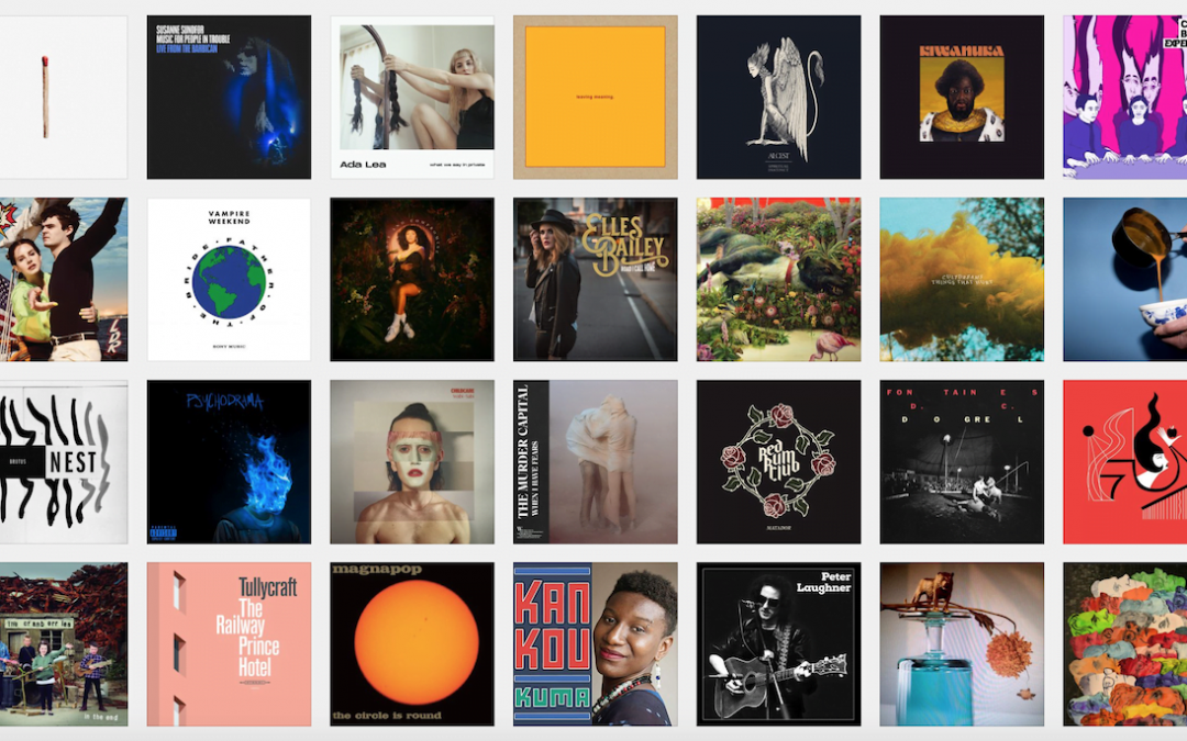 Albums Of The Year 2019