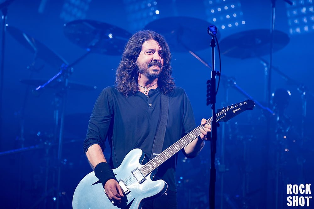 Dave Grohl – 51 And Nowhere Near Done