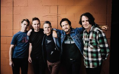 Pearl Jam Announce Release of 11th Studio Album – Gigaton
