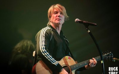 Goo Goo Dolls Prove To Camden Crowd They're Indestructible