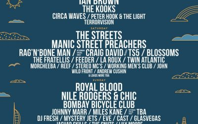 Manic Street Preachers Further Enhance Amazing Victorious Line Up