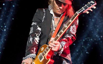 Jeff Beck and Johnny Depp Release Cover of John Lennon's Isolation