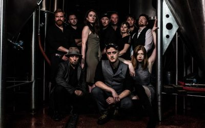Dutty Moonshine Big Band Unveil New Single Tommy & Loretta