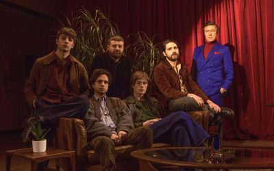 Fontaines DC Release Title Track, A Hero's Death, From Forthcoming Album