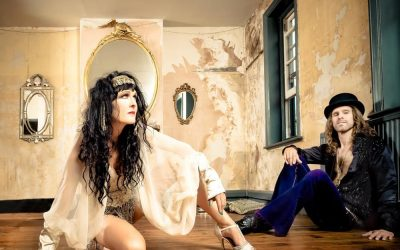 Exciting Psychedelic Glam Rock Goldray News