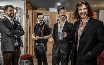 The Outlaw Orchestra Release Their Tasty New Single and Video