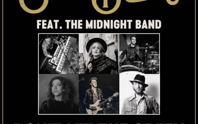 Elles Bailey & The Midnight Band Release Wilson Pickett Cover Under Lockdown Conditions